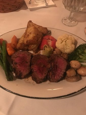 Markham, Kanada: Chateaubriand at Peters