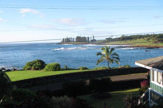 view from deck picture of hana oceanfront cottages hana tripadvisor rh tripadvisor com  hana oceanfront cottages hamoa beach
