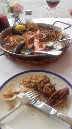 Les Quinze Nits : Paella