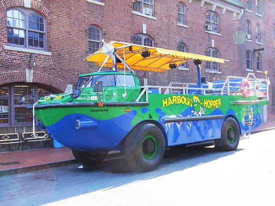 Harbour Hopper Tours