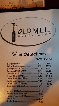 """Austin, MN: the """"lower"""" priced wines"""