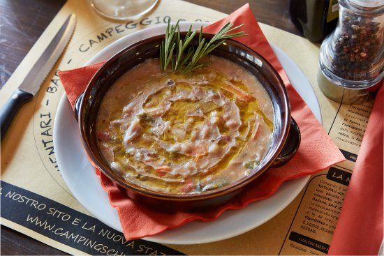 Schia, Italie : Zuppa di verdure
