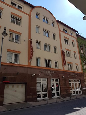 City Hotel Budapest Tarashaz Foto