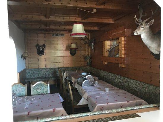 Wenns, Австрия: Speisesaal