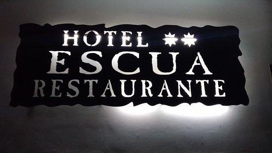 Archidona, Espanha: Hotel Escua
