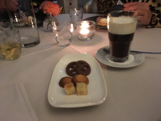 Vier Seizoenen: Heerlijke koekies met Ierse koffie