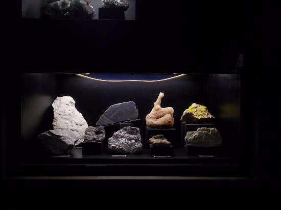 The Mineral Museum of Michigan, Houghton, MI.