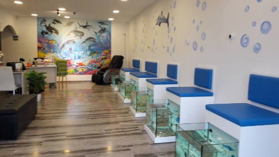 Fish Spa Center