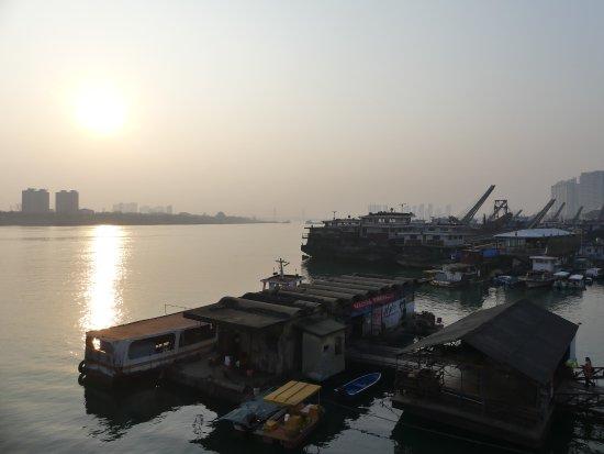 Changde Poem Wall: Along the Yuan river