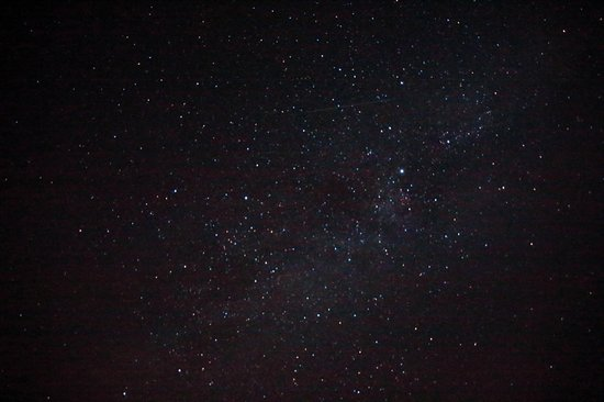 Coudersport, PA: The Milky Way