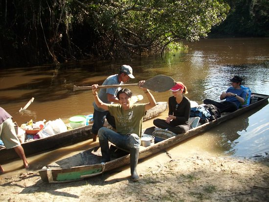Lagunas, Peru: Reserva Nacional de Pacaya Samiria