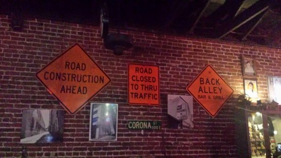 Back Alley Bar & Grill: 20170918_010939_large.jpg