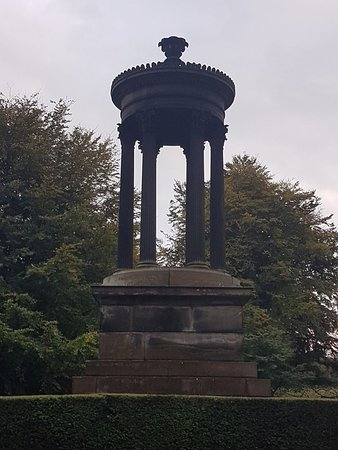 Knutsford, UK: Choragic monument