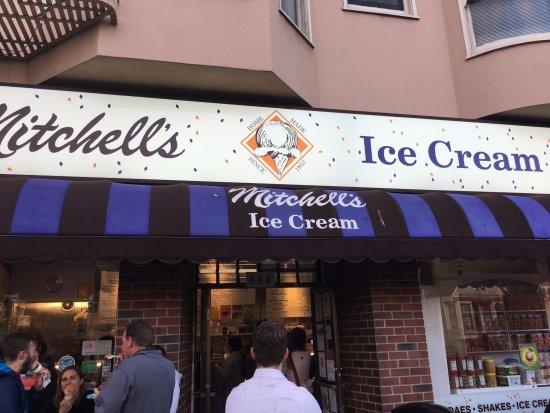 Photo of Mitchell's Ice Cream in San Francisco, CA, US