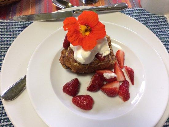 Escuminac, Canada : Beautiful Breakfast
