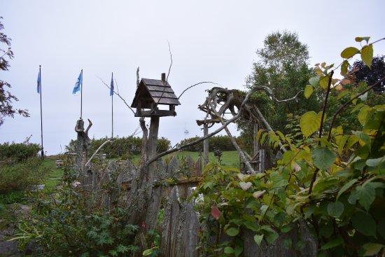 Escuminac, Canada : One of the Gardens