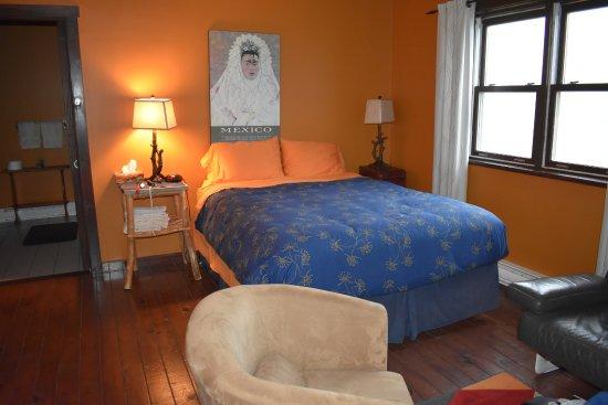 Escuminac, Canada : Comfortable Bed