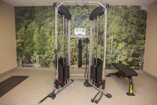 Bloomington, IL: Fitness Room