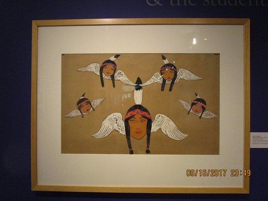 Penticton, Kanada: Inkameep Day School Art Collection