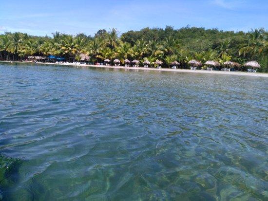 Pueblo de Bocas, Panamá: Playa La Estrella