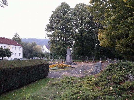Sowjetischer Ehrenfriedhof Heiligenstadt