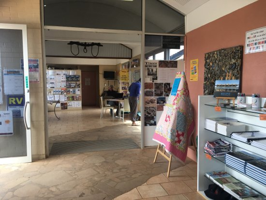 Friendly Quilpie Information Centre