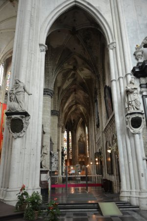 Cathédrale Saints-Michel-et-Gudule de Bruxelles Photo