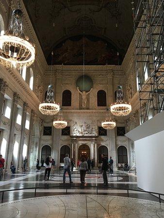 Royal Palace Amsterdam Interior