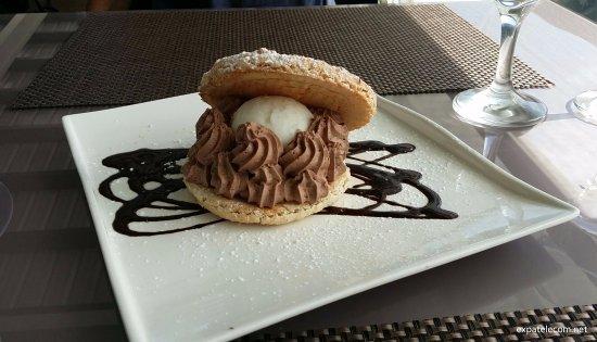 Le Mont-Dore, Nya Kaledonien: Pour les gourmands - le Macaron frais est délicieux