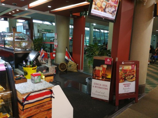 Absolutely The Best Value Restaurant Of The Sjo Airport Not