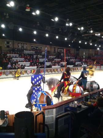 Medieval Times Maryland Castle: The show