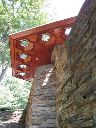 FLW's Kentuck Knob