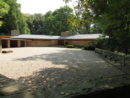 Chalk Hill, Pensilvania: FLW's Kentuck Knob