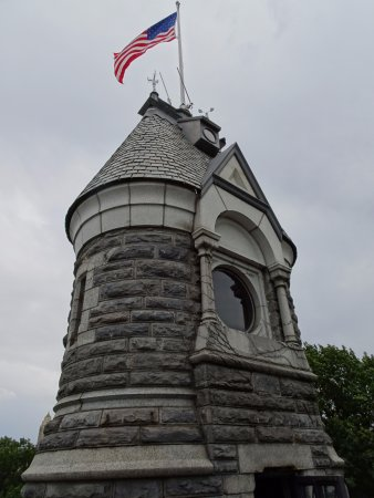 Photo of Belvedere Castle in New York City, NY, US