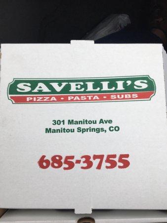 Savelli's Pizza: photo0.jpg