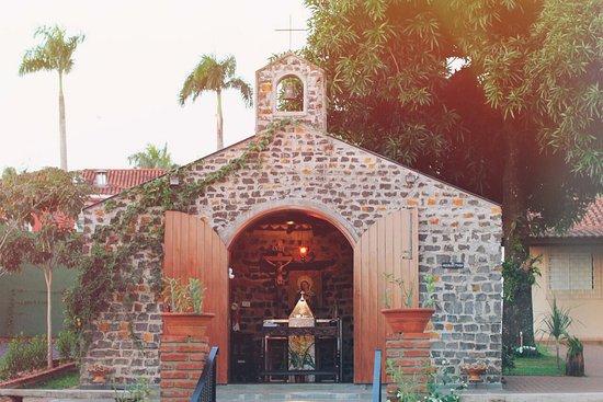 Londrina, PR: O Oratório Nossa Senhora do Silêncio