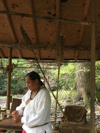 Oconaluftee Indian Village: photo0.jpg