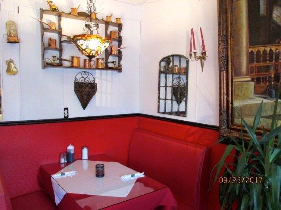 Decor picture of lebanese cuisine bethel tripadvisor