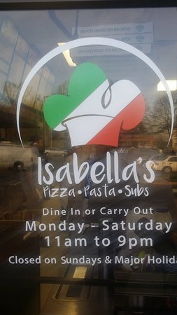 Isabella's Pizza