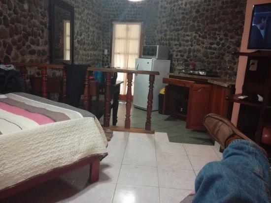 Hotel Mar de Luz: Con muchas comodidades la Habitacion