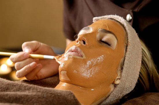 Coco Beauty Spa : Arenal Volcanic Mud Mask