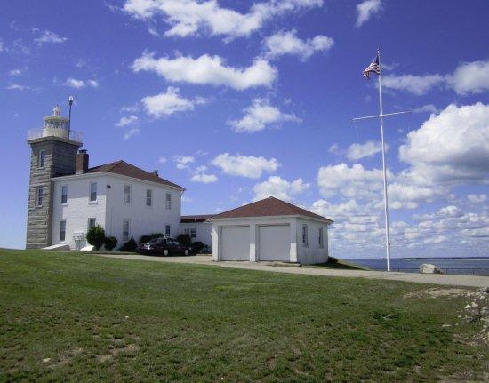 Watch Hill, RI: Watch Hil Lighthouse