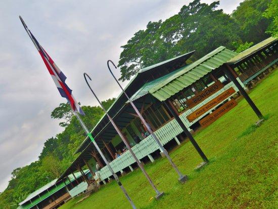 Carate, Κόστα Ρίκα: La estación sirena dentro del Parque Nacional Corcovado, te acoge.