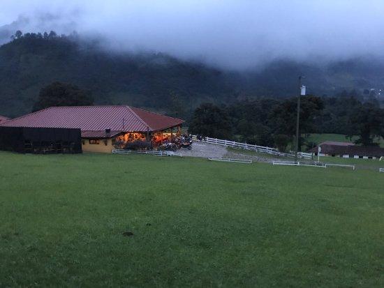 Nebaj, Guatemala: Hacienda Mil Amores