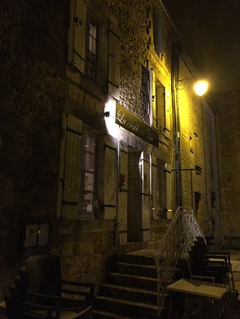 Saint-Avit-Senieur, Frankreich: La Table de Léo