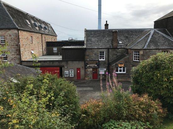 Tain, UK: Glenmorangie Disillery 1