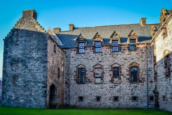 Port Glasgow, UK: Newark Castle