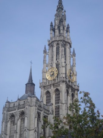 Park Inn by Radisson Antwerpen: cathedral of our lady