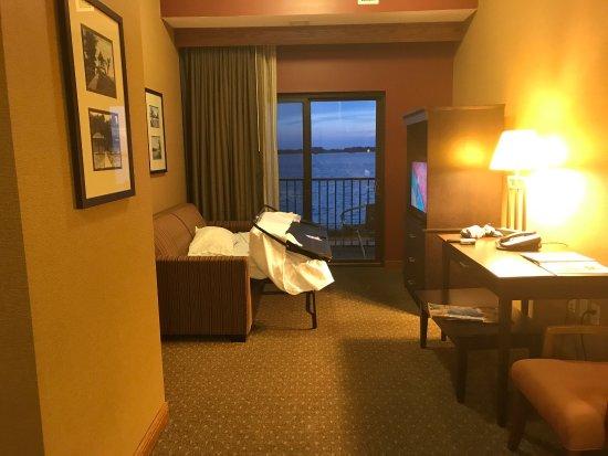 Storm Lake, Айова: King's Pointe Waterpark Resort