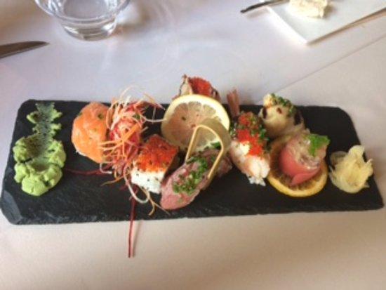 Wish Restaurante & Sushi: sushi